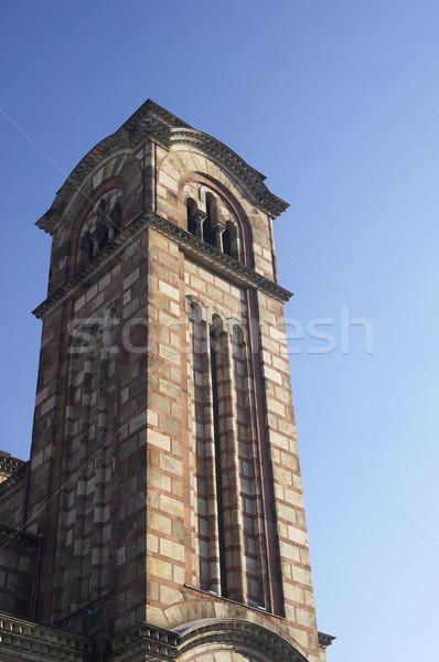 St. Mark's church in Belgrade Stock photo © magraphics