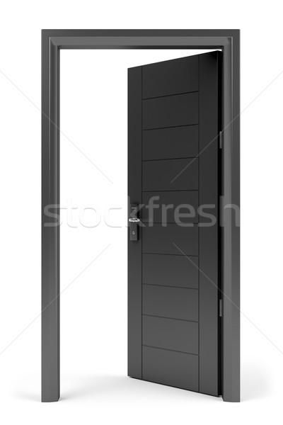 Open door Stock photo © magraphics