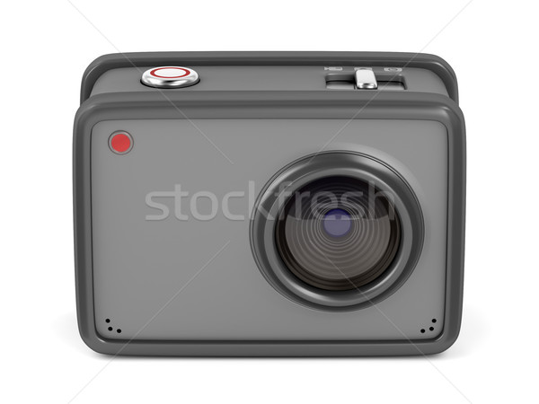Rugged action camera Stock photo © magraphics
