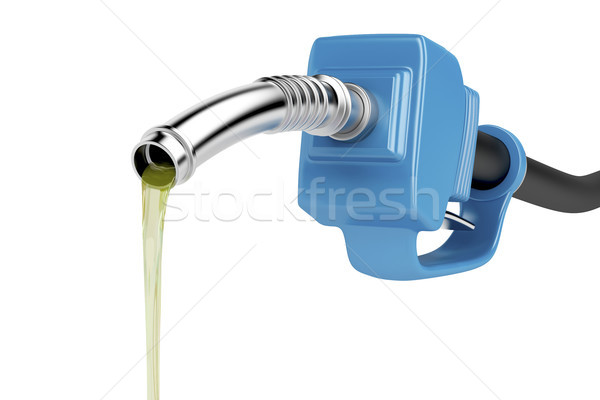 Pouring fuel Stock photo © magraphics