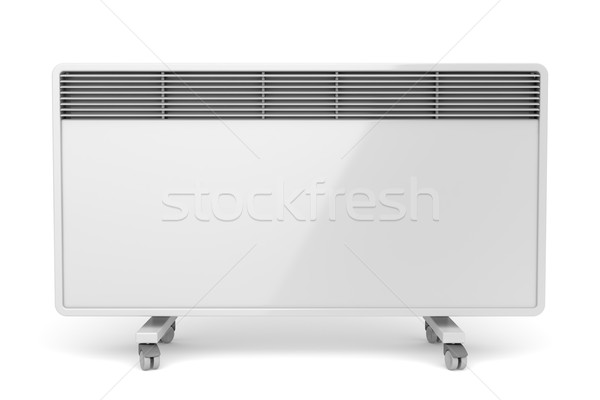 Mobile panel heater Stock photo © magraphics