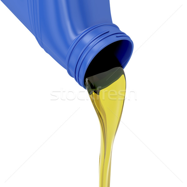 Engine oil Stock photo © magraphics