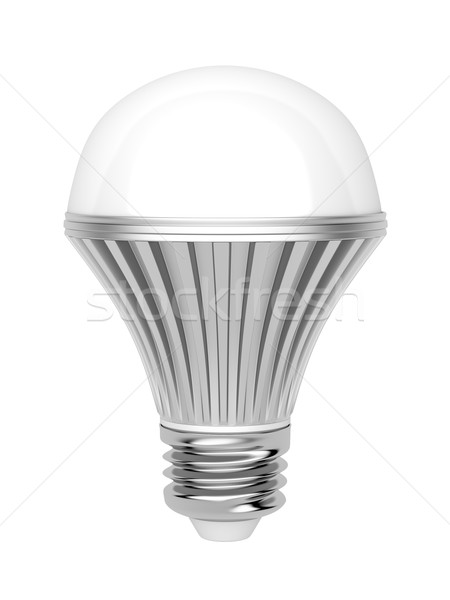 LED light bulb Stock photo © magraphics