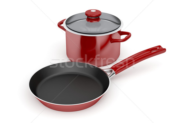 Cookware Stock photo © magraphics