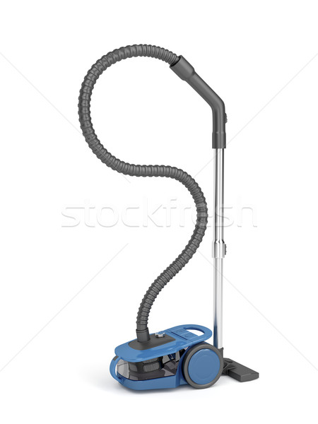 Bagless vacuum cleaner Stock photo © magraphics