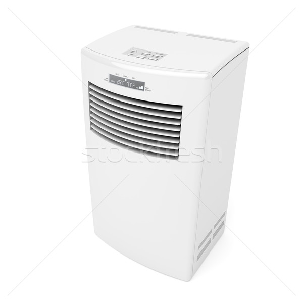Mobile air conditioner Stock photo © magraphics