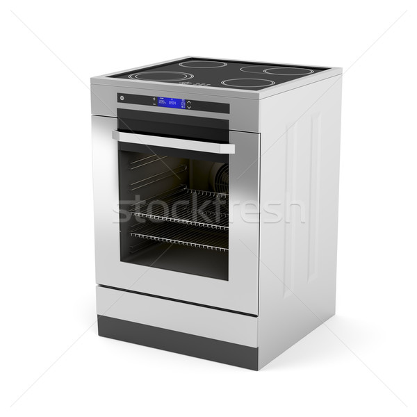 Electric cooker Stock photo © magraphics