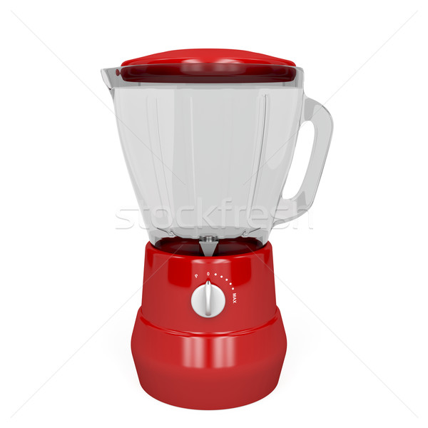 Electric blender Stock photo © magraphics