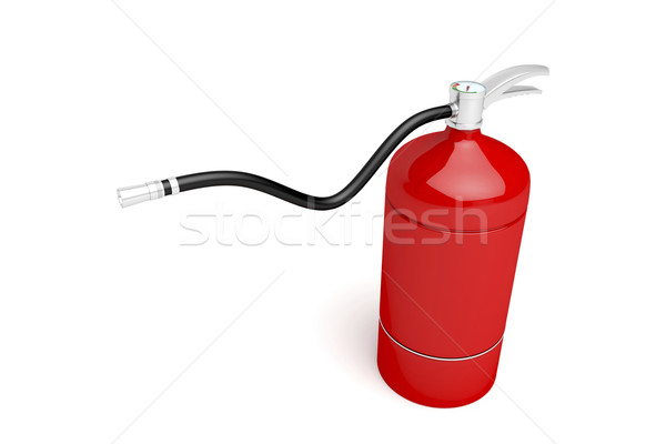 Fire extinguisher Stock photo © magraphics