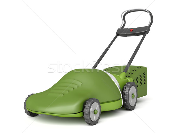 Lawn mower Stock photo © magraphics