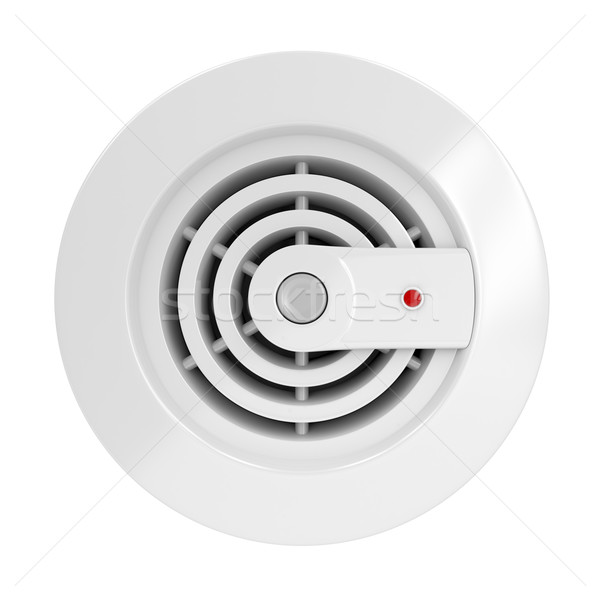 Smoke and fire detector Stock photo © magraphics