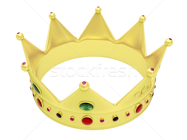 Crown Stock photo © magraphics