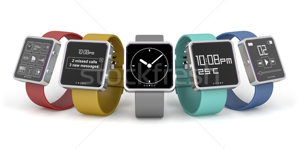 Smart watches Stock photo © magraphics