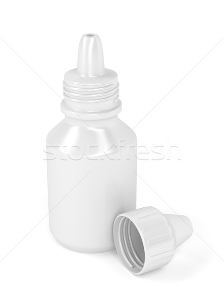 Eye drops Stock photo © magraphics