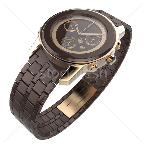 Chronograph watch Stock photo © magraphics