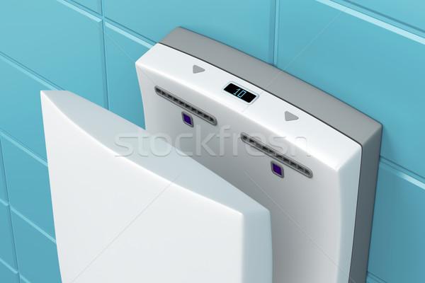 Hand dryer Stock photo © magraphics