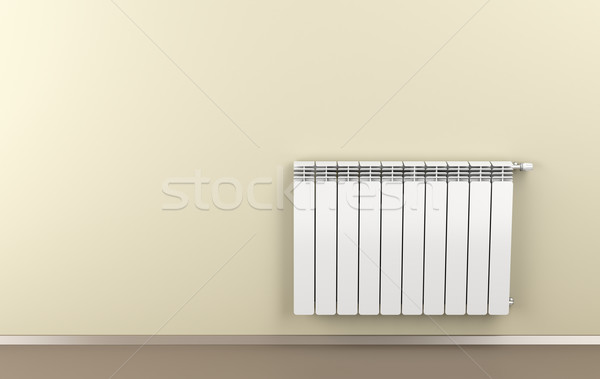 Heating radiator Stock photo © magraphics
