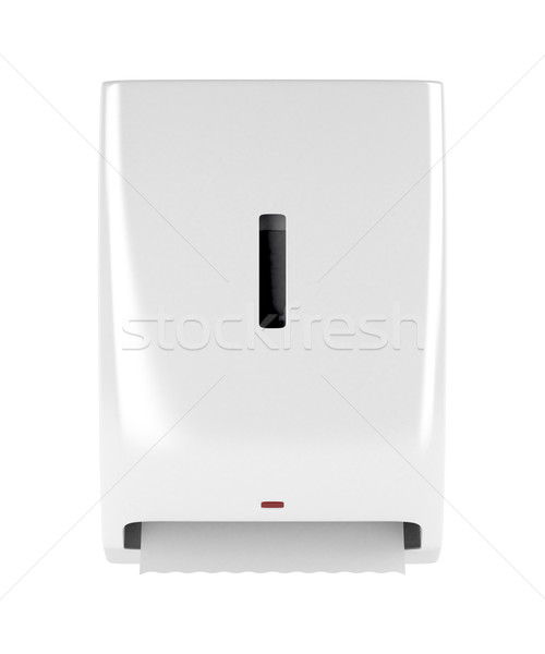 Automatic paper towel dispenser Stock photo © magraphics