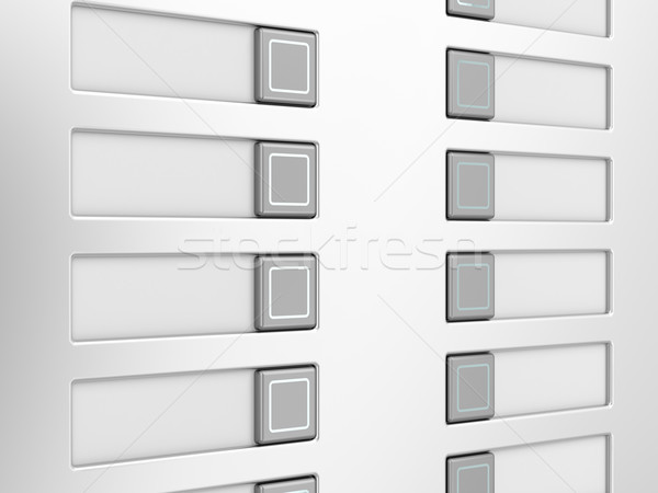 Intercom Stock photo © magraphics