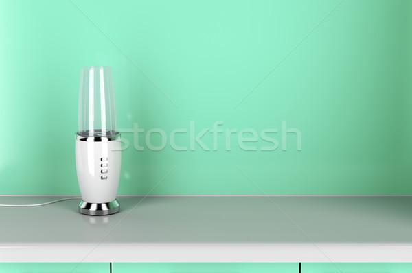 Blender Stock photo © magraphics