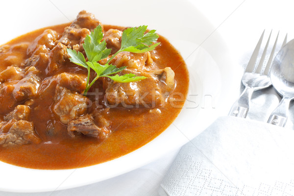 Goulash Stock photo © magraphics