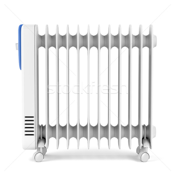 Oil-filled radiator heater  Stock photo © magraphics
