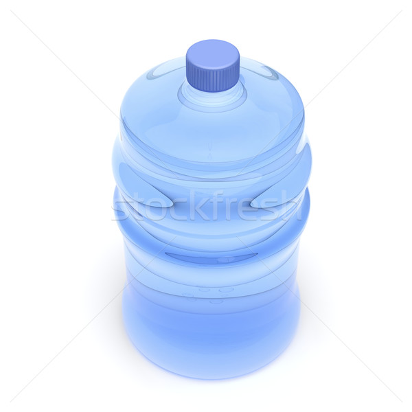 Mineral water bottle Stock photo © magraphics