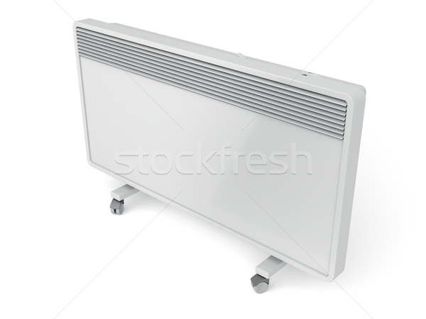 Mobile convection heater Stock photo © magraphics