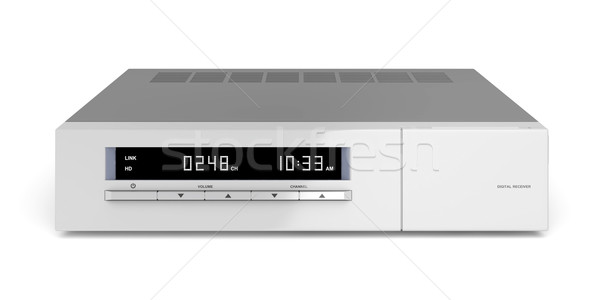 Digital receiver Stock photo © magraphics