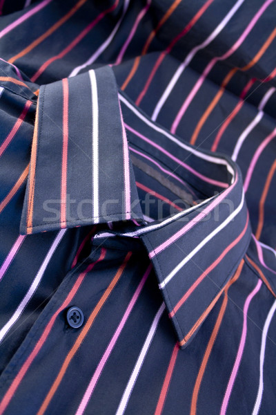 Black stripped shirt Stock photo © magraphics
