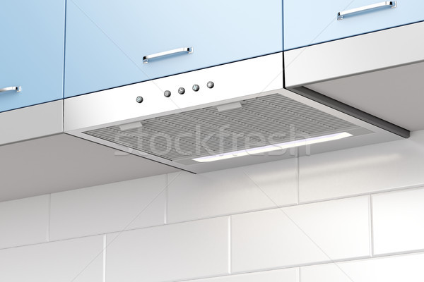 Cooker hood Stock photo © magraphics