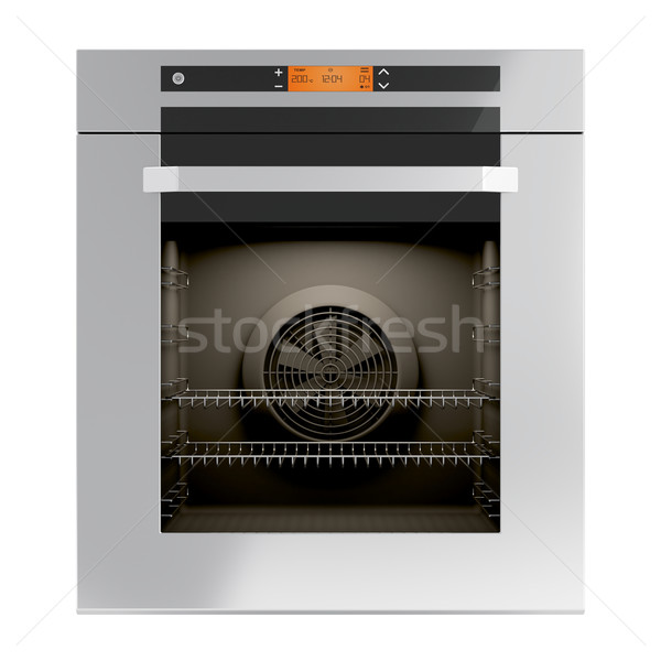 Built-in oven Stock photo © magraphics