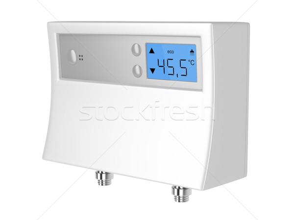Stock photo: Water heater