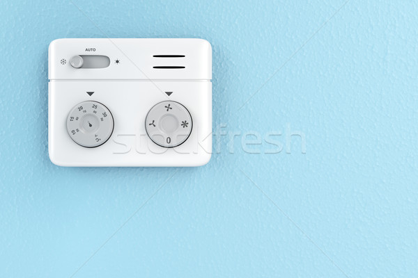 Thermostat Stock photo © magraphics