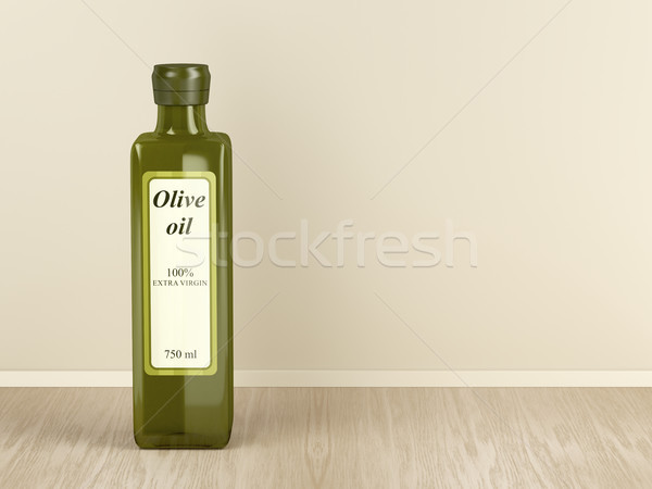 Extra virgin olive oil Stock photo © magraphics