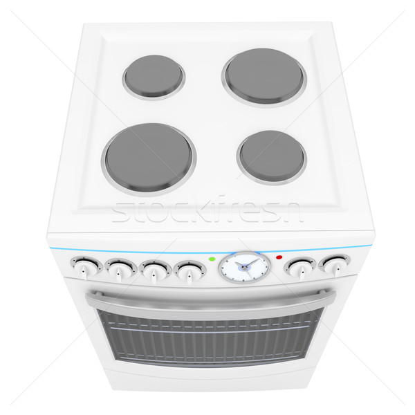 Cooker Stock photo © magraphics