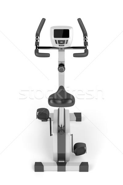 Stationary bicycle Stock photo © magraphics