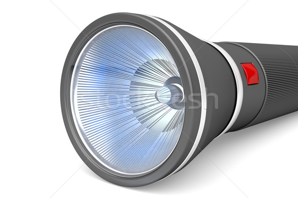 Flashlight Stock photo © magraphics