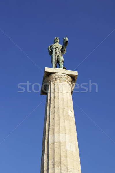 Victor monument Stock photo © magraphics