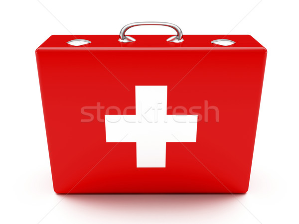 First aid Stock photo © magraphics
