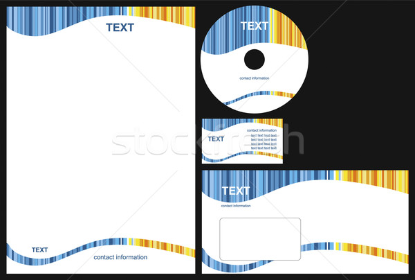 Business package Stock photo © magraphics