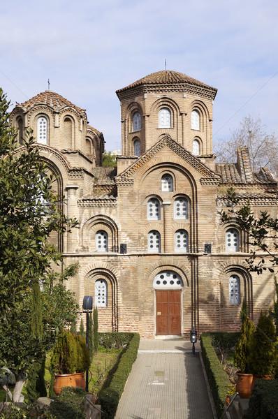Церкви Салоники Греция путешествия архитектура Европа Сток-фото © magraphics
