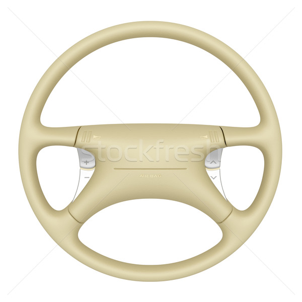 Steering wheel Stock photo © magraphics