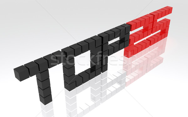 Top 25 Stock photo © magraphics