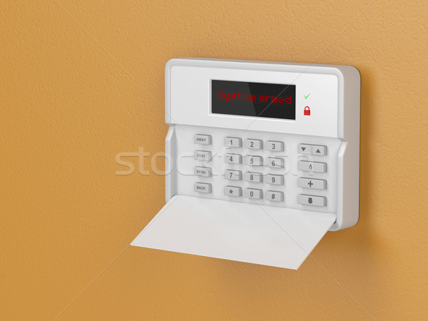 Alarm Stock photo © magraphics