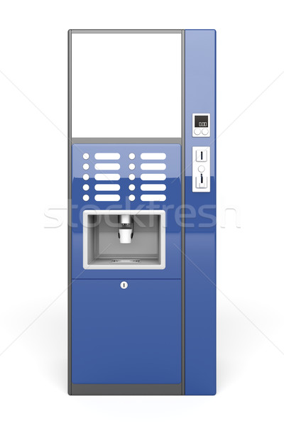Vending machine Stock photo © magraphics