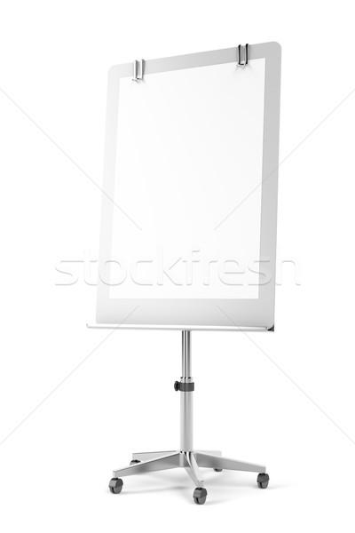 Flip chart Stock photo © magraphics