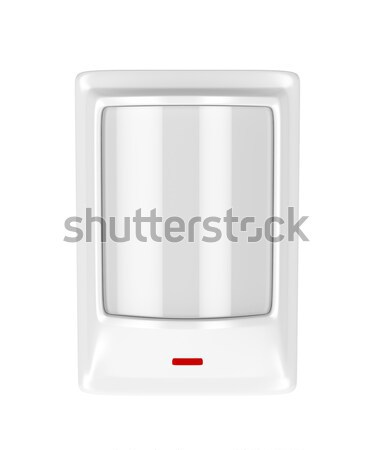 Motion detector Stock photo © magraphics