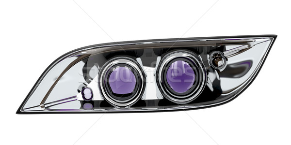 Car headlight Stock photo © magraphics