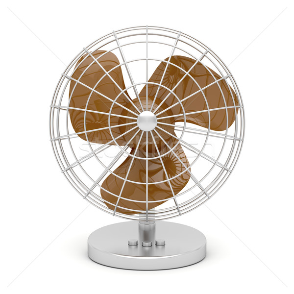 Electric fan Stock photo © magraphics